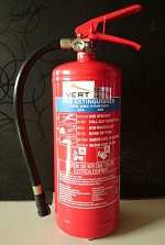 4kg ABC Dry Powder Fire Extinguisher